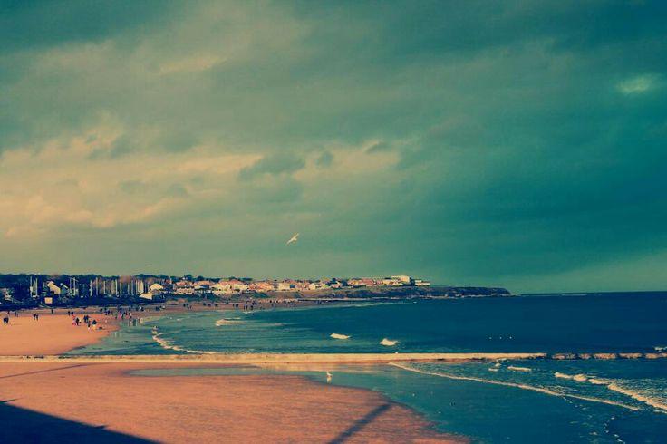 Seaburn beach, Sunderland ❤️❤️