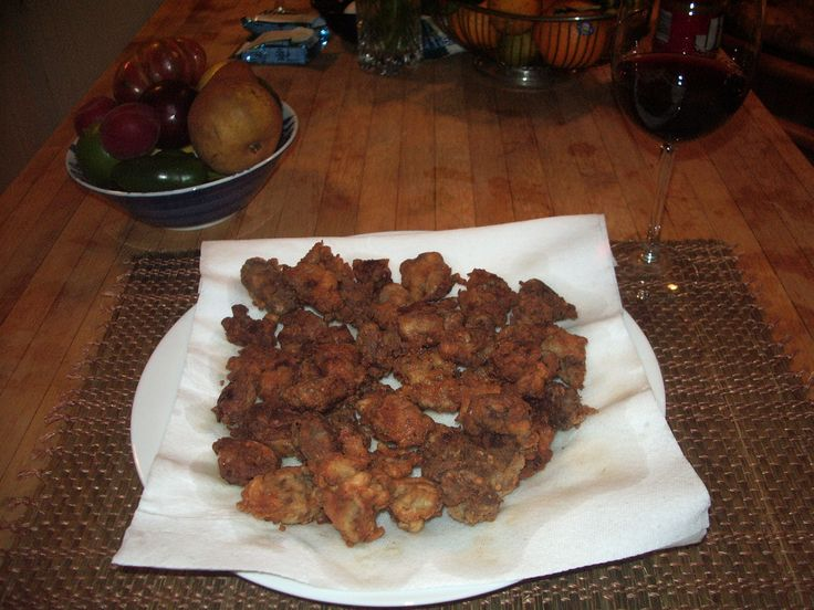 How To Make Southern Fried Chicken Livers