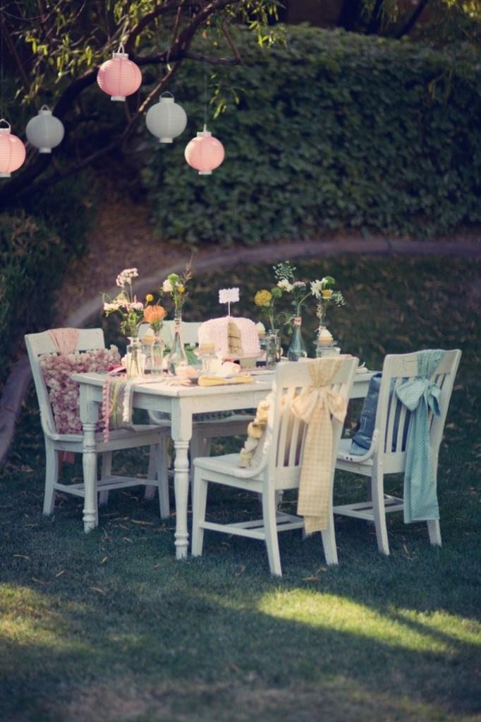 Garden Party Ideas www.piccolielfi.it