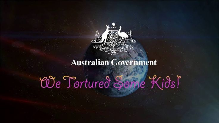 Honest Government Advert - Child Torture