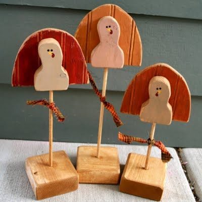 Twiddle Thumbs: Thanksgiving Wood Craft Workshops