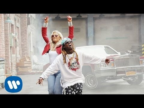 Bebe Rexha - The Way I Are (Dance With Somebody) feat. Lil Wayne (Official Music Video) - YouTube