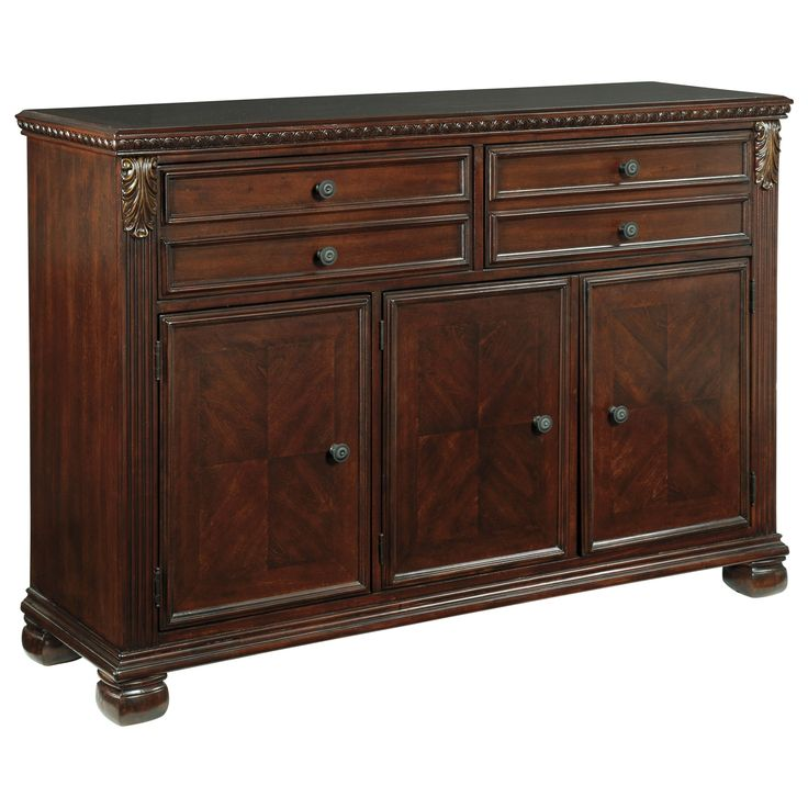 For The Signature Design By Ashley Leahlyn Dining Room Buffet At Miskelly Furniture Your Jackson Mississippi Mattress