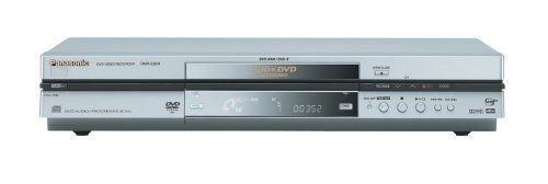 Panasonic DMR-E80H Progressive-Scan DVD Player/Recorder with Hard Drive , Silver - http://astore.amazon.com/pin-tvandvideo-20/detail/B00009KXA3