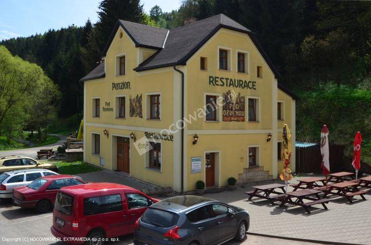 Pensjonat Pod Ozvěnou - Teplicko–Adršpašské skały - Teplice nad Metují jest całkowicie odnowiony, oferuje zakwaterowanie w pokojach z łazienkami,WiFi, wyżywienie w restauracji.