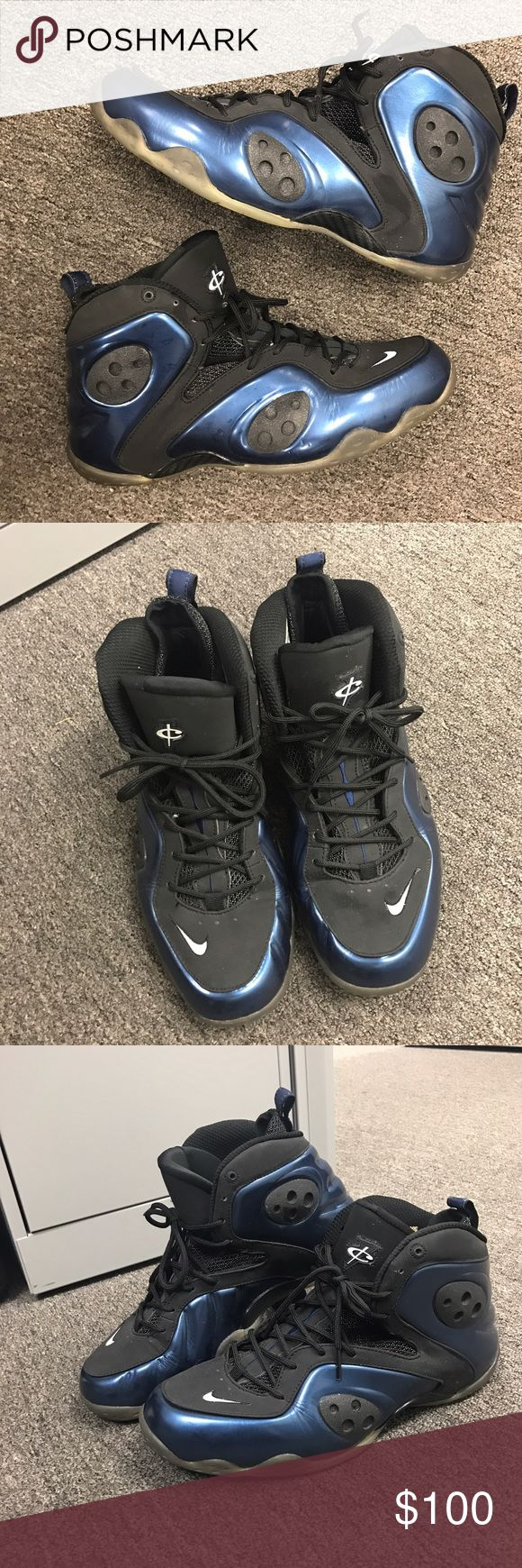 Penny Hardaway Sneakers Worn a few times, in great condition. Nike Shoes Sneakers