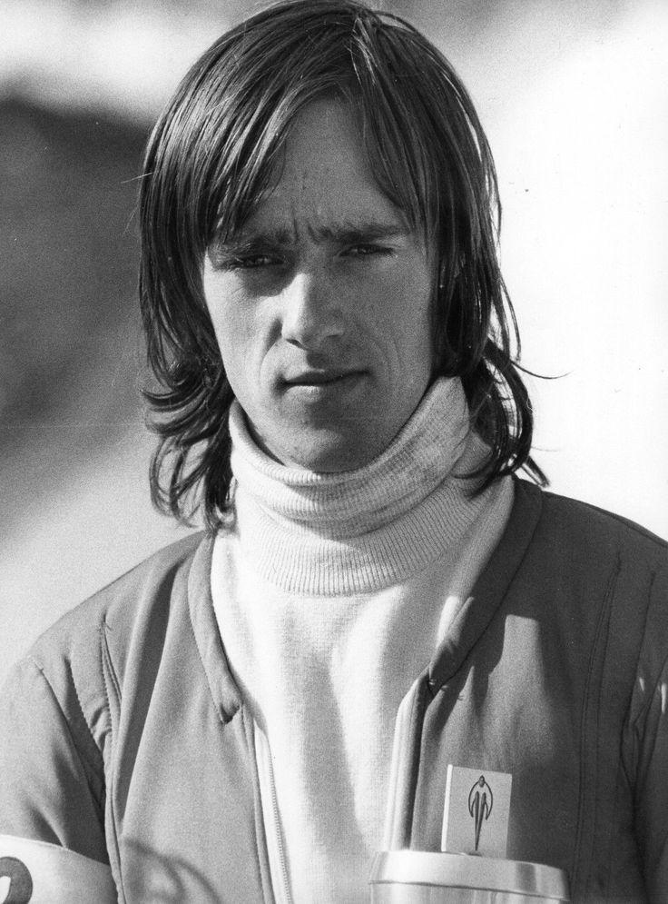 """Pressefoto: Skispringen 1976 Anton """"toni"""" Innauer (Österreich) -8-"""