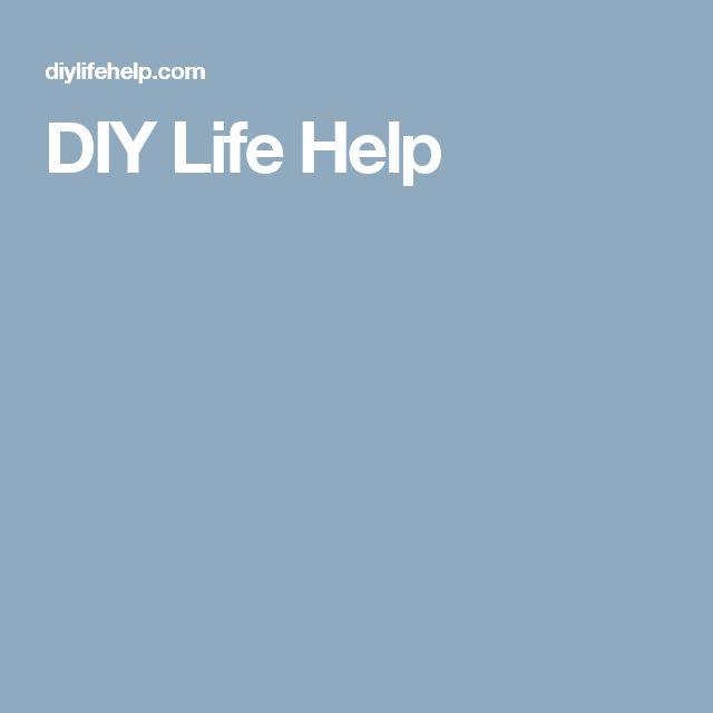 DIY Life Help