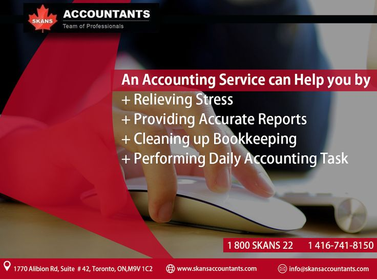 """"""" Behind Every Good Business Is a Good Accountant """" & We Can Be That For You & Your Business, Call us Now For Professional Accounting Services. Feel Free To Ask : Call: 416 741 0801 & 1800 SKANS 220 #Skans #Accountants #Tax #Bookkeeping #Accounts #Paperwork"""