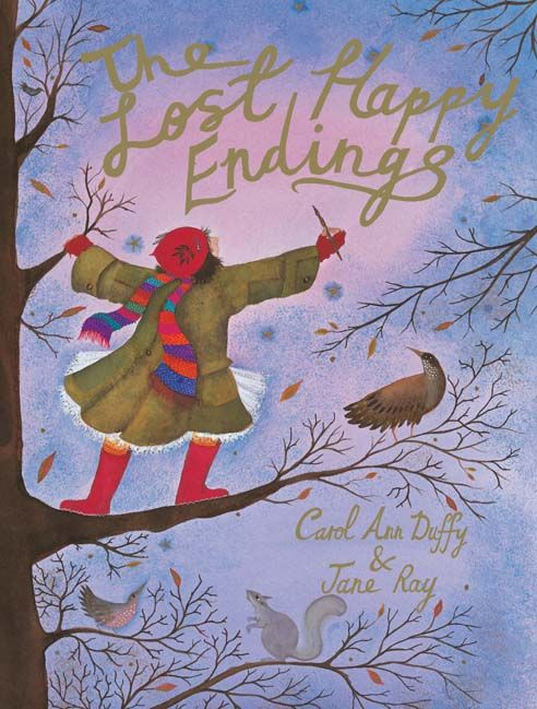 The Lost Happy Endings by Jane Ray