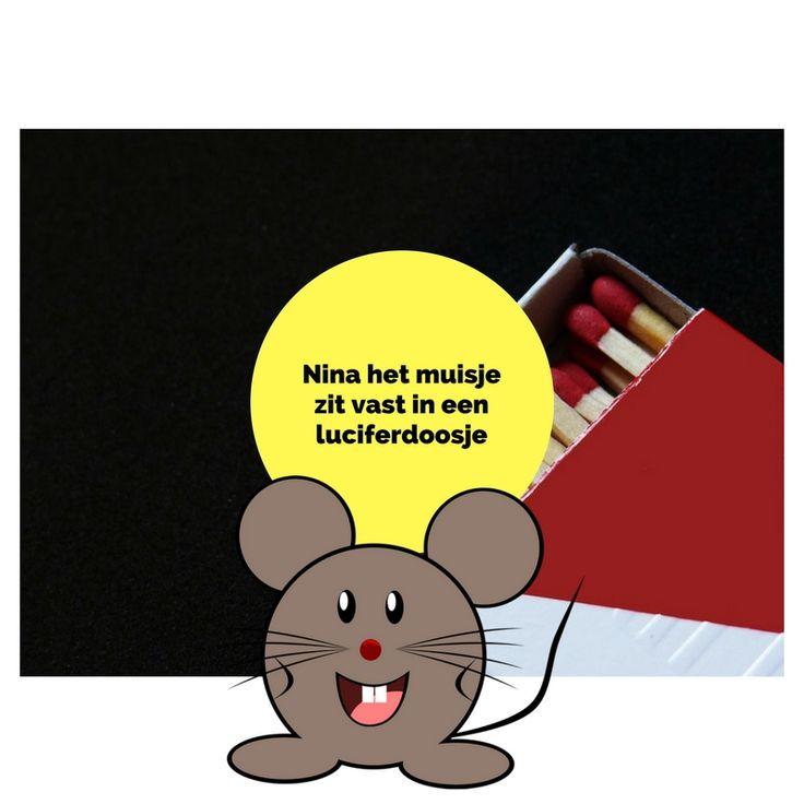Snif, snif. Een muisje ruikt aan het luciferdoosje dat in zijn holletje was gevallen. Nieuwsgierig als ze is, sluipt ze naar haar nieuwe bedje. Een aantal lagen met luciferstokjes liggen er nog in.…