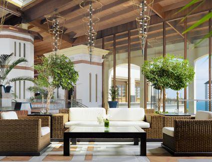Lobby #h10rubiconpalace #rubiconpalace #h10hotels