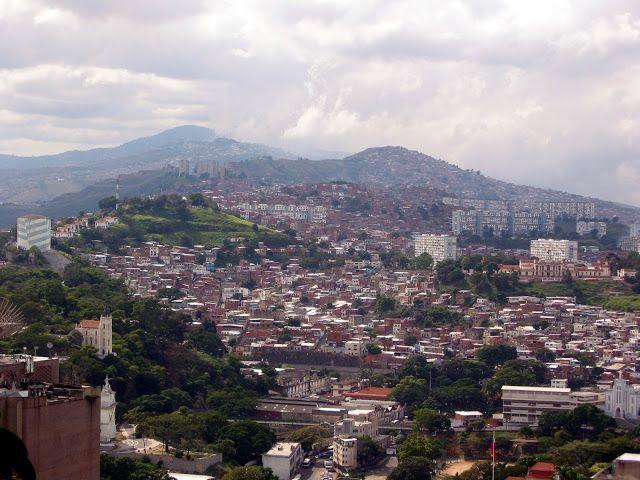 CZ REPORT NEWS: Venezuela Caracas