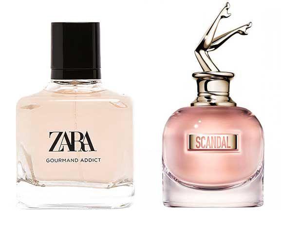 perfumes zara equivalencias