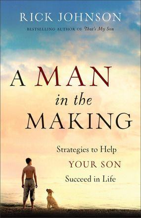 As the mother of a five year old boy, I have spent many moments pondering how to raise him to be a successful man when I am not a man myself. A Man in the Making is the perfect tool to read about raising a son.