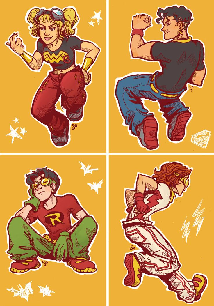 young justice: by cassie sandsmark by TheSarahnader