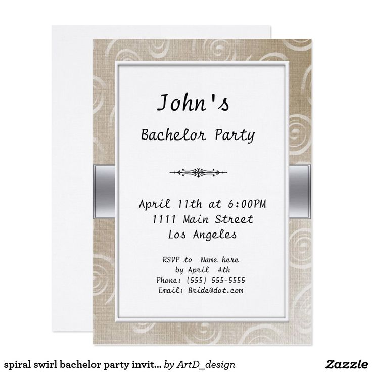 670 best Bachelor Party Invitations images – Bachelor Party Email Invite