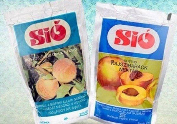 SIÓ - fruit (apricot and peach) juice