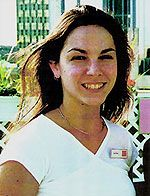 Lisa Frost  Lisa Frost (SHA '01) Lisa Frost, 22, of Rancho Santa Margarita, California, graduated from Boston University this year, with degrees in communications and business hospitality. She is survived by her father, mother and brother. Frost was a passenger on United Airlines Flight 175.