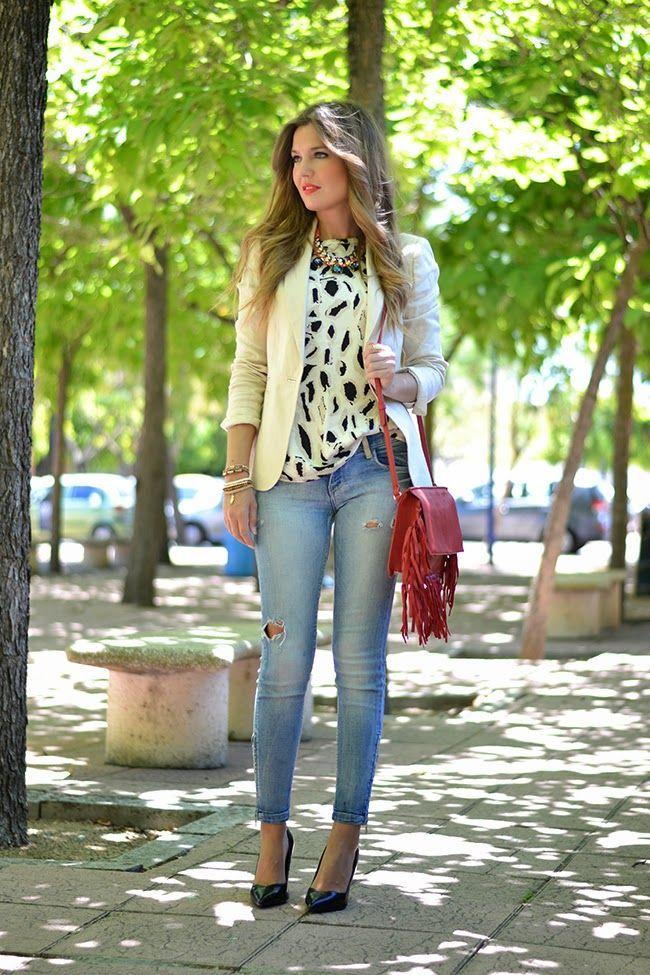FRINGES CROSS BAG   Mi aventura con la moda