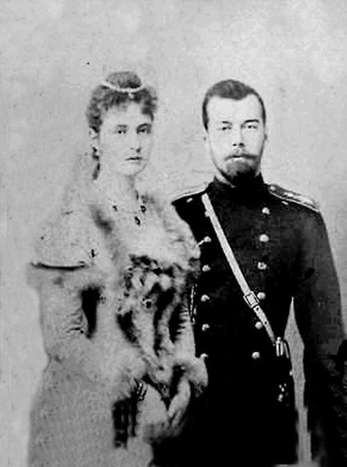 czar nicholas ii and alexandras relationship