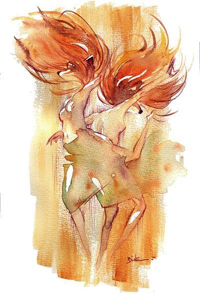 fox dance freedom