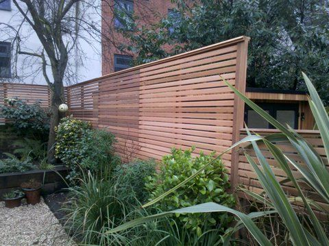 66 Best Contemporary Fences Images On Pinterest Privacy