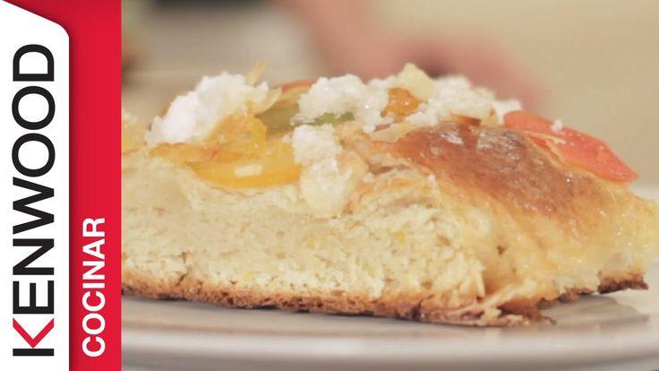 Receta de Roscón de Reyes | Cooking Chef de Kenwood