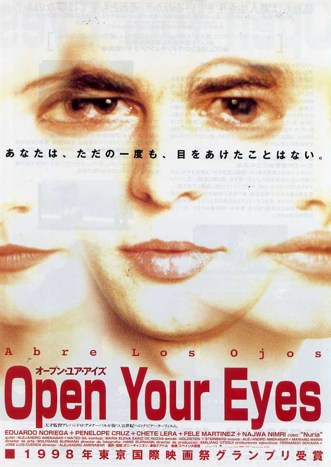 Open your eyes free online movie