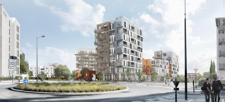 résidence intergénérationnelle_Beauregard-Quincé_RENNES | Agence a/LTA architectes
