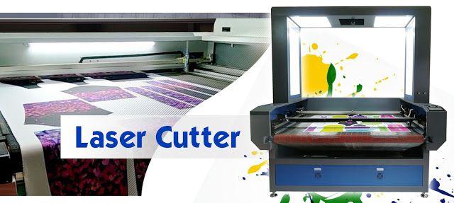 laser cutting machine fr fabric