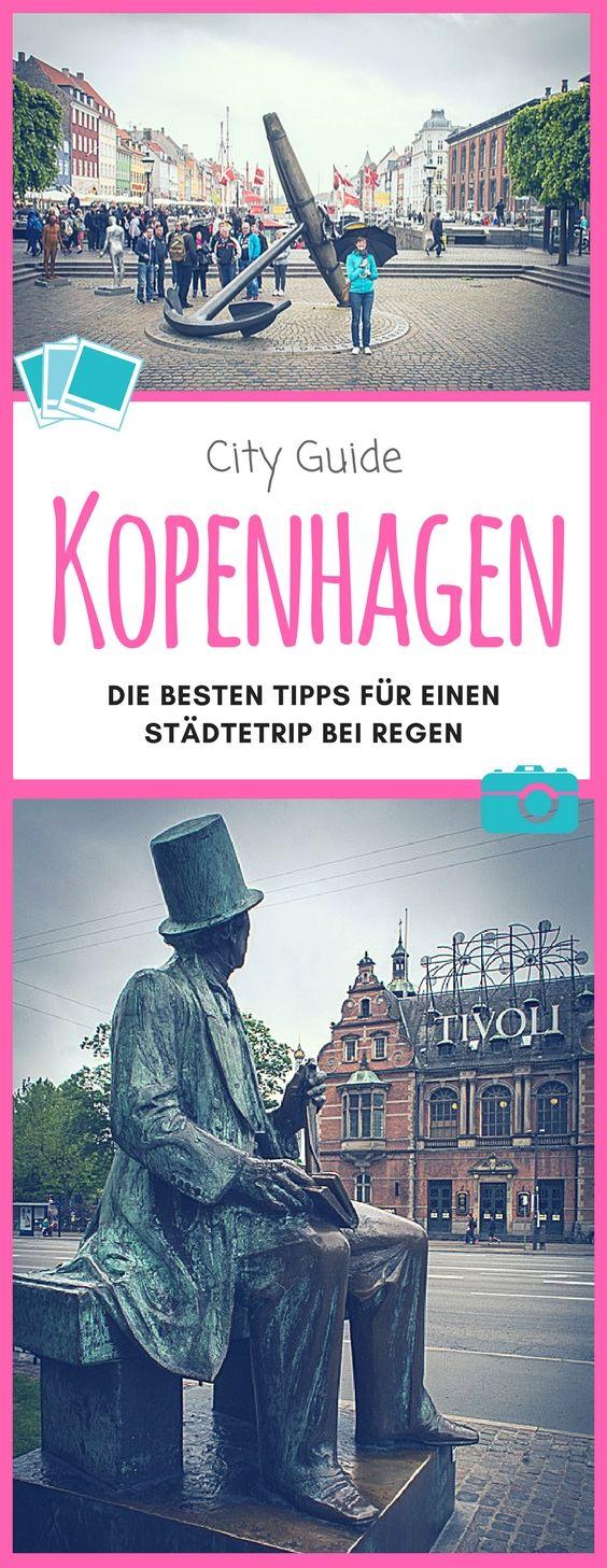 Schietwetter in der Großstadt – Warum sich ein Besuch in Kopenhagen auch bei Regen lohnt!