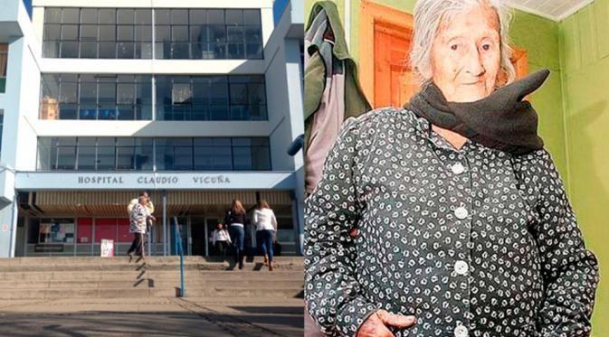 'Janin' berusia 60 tahun ditemukan di perut perempun Chile (www.lacuarta.com)