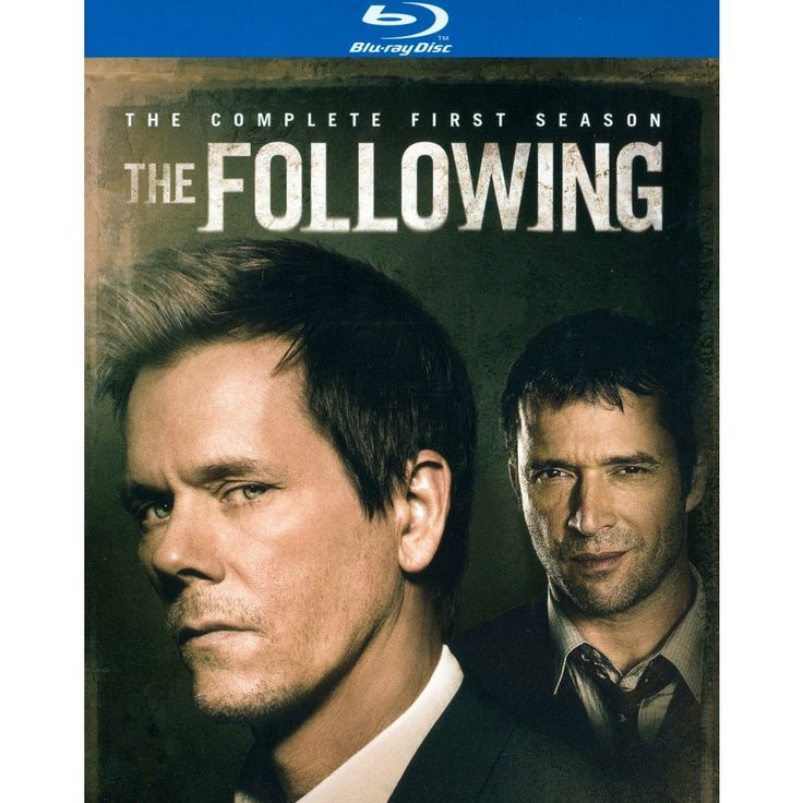 The Following: The Complete First Season [3 Discs] [Blu-ray]