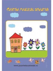 Cartea familiei constituie un simbol de apartenenta al membrilor, simbol ce ii aduce mai aproape unul de celalalt si le confera drepturi si responsabilitati egale.  http://jucarii-vorbarete.ro/produs/cartea-familiei-noastre/