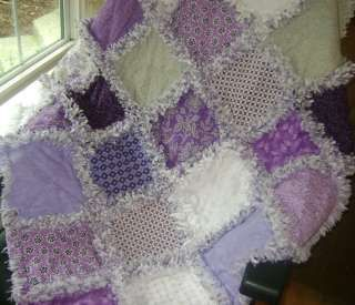 free rag quilt patterns | more similar items