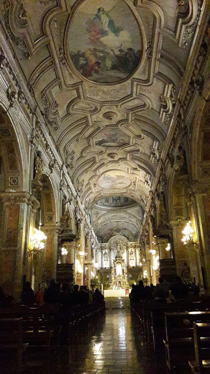 Catedral Santiago de Chile