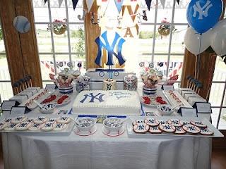 8 Best Yankees Treats Images On Pinterest Baseball Party