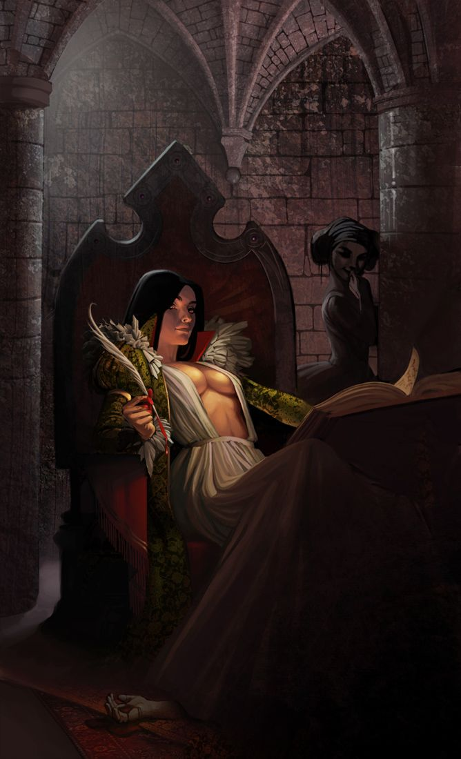 94 best blood countess bathory images on pinterest comics the blood countess by jessibeans fandeluxe Document