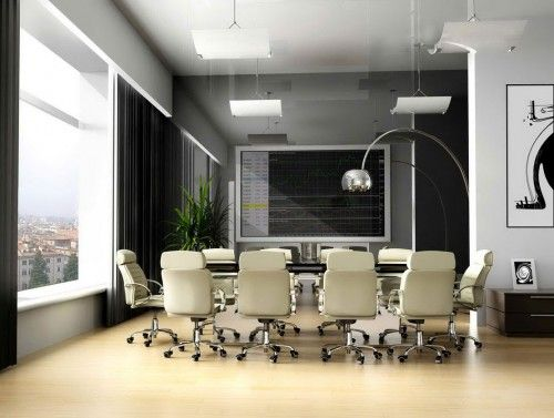 Interior Design, How To Design Conference Room: Elegant Conference Room  Design