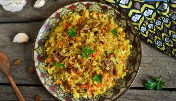 ¿Cómo hacer arroz pilaf? Sabías que la receta de este arroz ya se menciona en un antiguo libro hindú el Mahabharata del siglo III a. C.