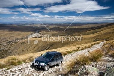 Get off the beaten track and have an adventure with some four wheel driving (4WD) and see lovely New Zealand scenery.