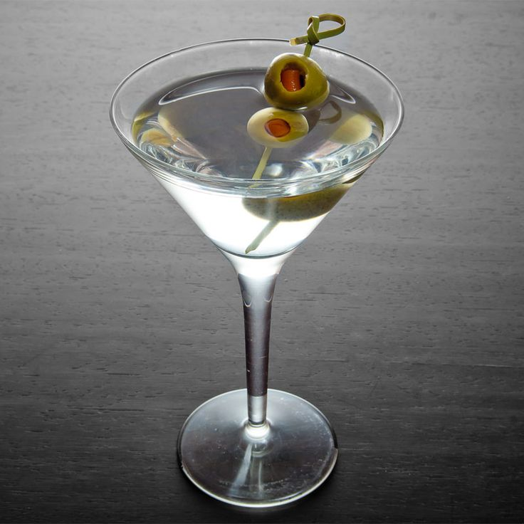 Dirty Martini  This savory concoction is one of the most popular modern cocktails. Whether you prefer your Martini with gin or vodka, adding a bit of olive brine to the recipe gives the drink a whole new flavor. And while any kind of brine will work, we recommend using the liquid from unpitted green olives.