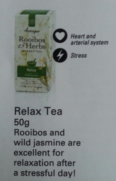 Relax Tea by Annique
