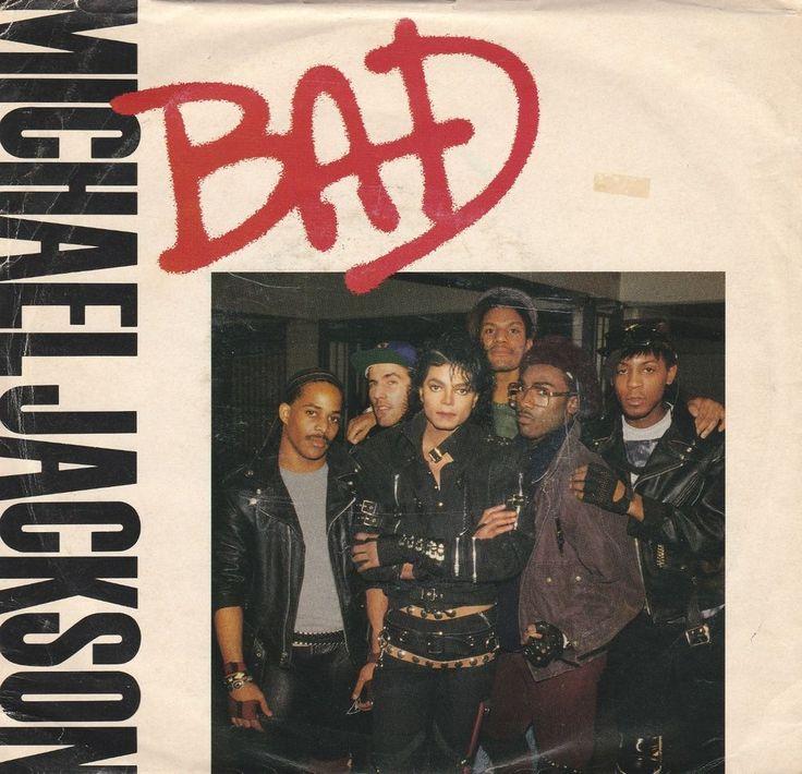 1987      BAD   -   MICHAEL  JACKSON #RocknRoll