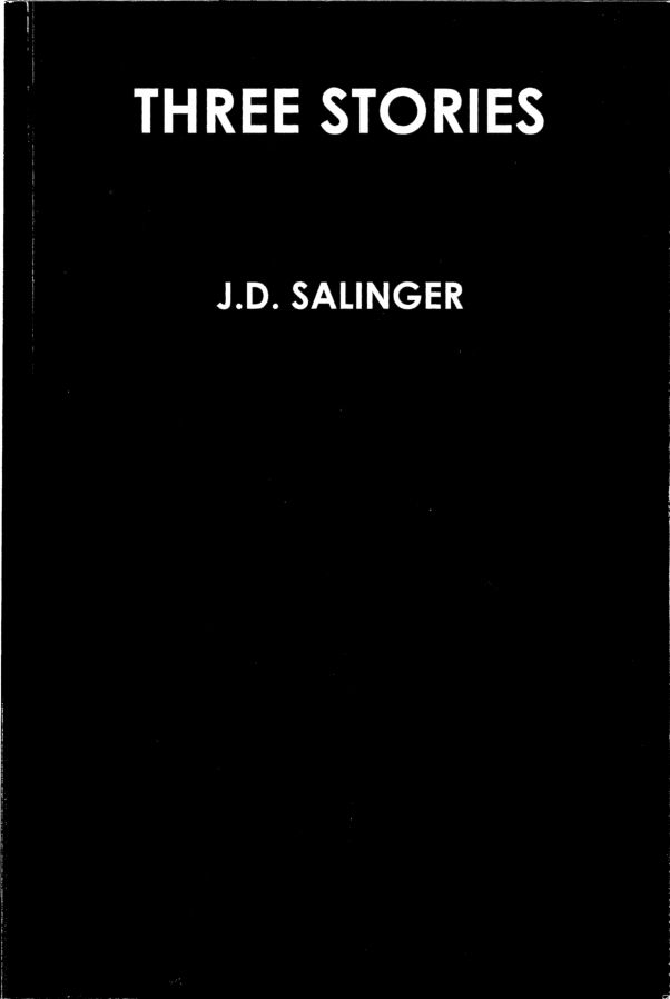 'Three Stories', The Unpublished Works of JD Salinger Leaked to Private File Sharing Site What.CD