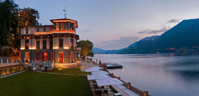 CastaDiva Resort & Spa, Lake Como