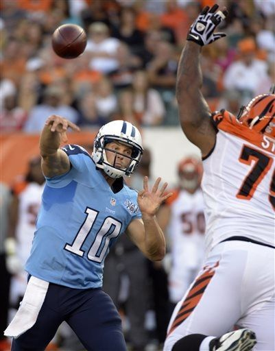 Jake Locker Pictures - Tennessee Titans - ESPN