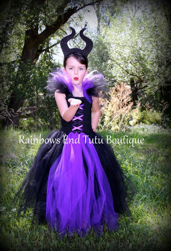 Sleeping Beauty Movie Costumes - No Sew TuTu costumes for little girls