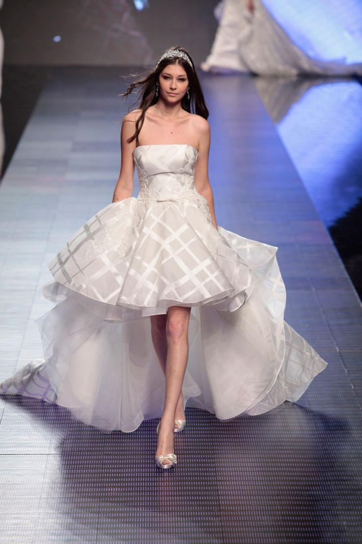 Wedding Dress Nicole - Collection ALESSANDRARINAUDOLOOKBOOK TEAL ARAB16625 2016